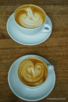 Lugares para comer en Portland, Oregón.  Heart is a café, roaster & bustling destination point located in Portland, Oregon.