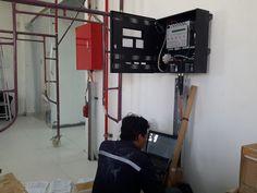 Pemograman Master Control Fire Alarm