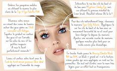 Beauty look : comment créer un teint de porcelaine et un regard à la twiggy ? - Confidentielles