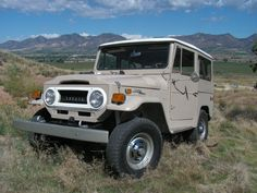 1971 toyota land cruiser clean restored fj40 a | Land Cruiser Of The Day!