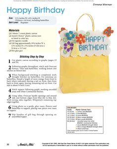 Gift Bag Toppers Pg 23