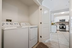 Some of our apartments feature an in-unit washer and dryer for your convenience. Pet Friendly Apartments, Stacked Washer Dryer, Floor Plans, Home Appliances, The Unit, Flooring, House Appliances, Kitchen Appliances, Appliances