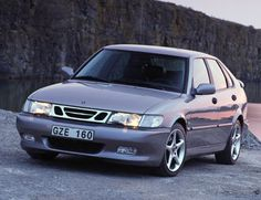 SAAB 9-3 SE :( still my favorite car  - This was my first (and only) car!!! Except mine was navy