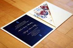 invitations with pockets
