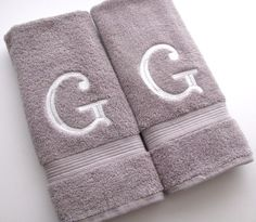 personalized towels hand towel bathroom personalized gift