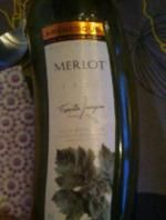 Arabesque vin de pays d'oc Merlot 2001, Famillie Jeanjean