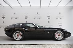 Visit The MACHINE Shop Café... ❤ Best of Maserati @ MACHINE ❤ (Beautiful 2015 Zagato Mostro is powered by a Maserati engine)