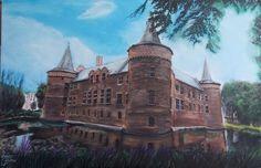 Het kasteel in Helmond.
