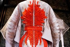 Givenchy haute couture spring/summer 2011 #Givenchy #HauteCouture