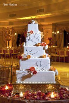OHEKA CASTLE Wedding Cake