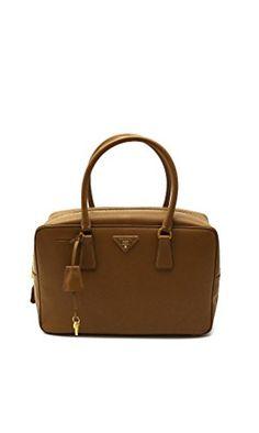 prada canvas handbag - Prada Womens Saffiano Lux Large Dome Satchel Bag in Blue Leather ...