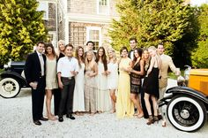 Nantucket Great Gatsby Party July 2011. Oh to be wealthy