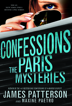 Cover for Confessions: The Paris Mysteries, on sale this Fall. Repin if you're excited.