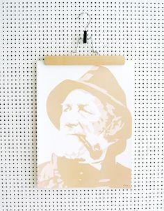 Fiskargubben Benny - Poster