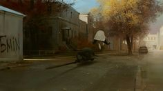 The unique, surreal and magnificent fantasy paintings of Sergey Kolesov, a digital illustrator and artist based in Lyon, France Creative Illustration, Digital Illustration, Fantasy Paintings, Fantasy Art, Digital Paintings, Sergey Kolesov, Vanishing Point, Matte Painting, Types Of Painting