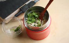 スープジャーで簡単ダイエットレシピ ~もずくの雑穀雑炊~