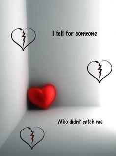 Heart breaking love