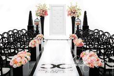 Chanel Wedding Inspiration | Rachel A. Clingen Wedding & Event Design