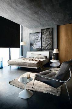 avec quelle couleur associer le gris, murs gris, tapis beige