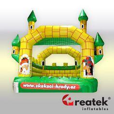 Český výrobce skákacích hradů REATEK Outdoor Decor, Home Decor, Decoration Home, Room Decor, Home Interior Design, Home Decoration, Interior Design