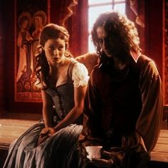 Rumplestiltskin and Belle.I loved this program.Please check out my website thanks. www.photopix.co.nz