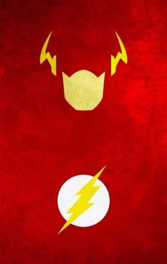Minimalist The Flash