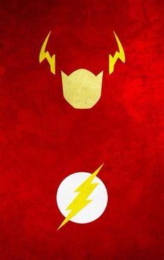 Minimalist The Flash