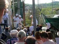 Bubbio(Langhe-Monferrato):Punto di partenza di ogni itinerario  :Sagra del Polentonissimo 2015 ........................................ Bubbio (Langhe-Monferrato: Starting point of each itinerary: Festival Polentonissimo 2015