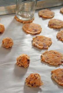 : Bacon Cheddar Crackers