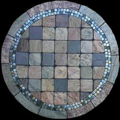 Design Idea for Mosaic Tabletop More