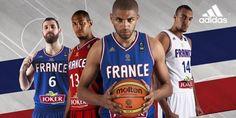 Les nouveaux maillots de l'équipe de France ont été dévoilés. (Adidas)