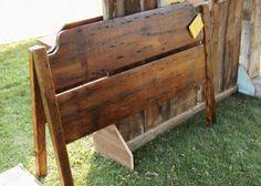 Furniture - Barnwood Headboard