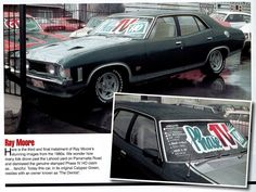 """Build an XA GTHO replica - Zircon Green with silver GT """"blackouts"""" Australian Muscle Cars, Aussie Muscle Cars, Car Ford, Ford Gt, Phase Iv, Car Restoration, Ford Falcon, Custom Paint, Car Ins"""