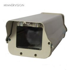 27.99$  Buy here - http://ai1ew.worlditems.win/all/product.php?id=32635885460 - 370x140x110mm 12inch Indoor Outdoor CCTV Camera Housing Aluminum Alloy Casing Security Camera Waterproof Protect Shell