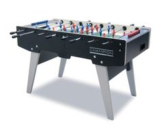 Garlando Champion Folding Football Table for Sale - Lowest UK Price Guaranteed - Foosball Specialists - Finance Available - Free Delivery