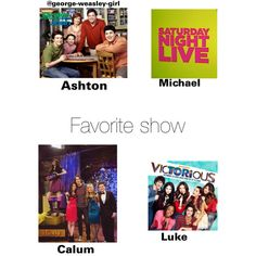 5sos preference: your favorite show I made this myself so I hope you guys like it