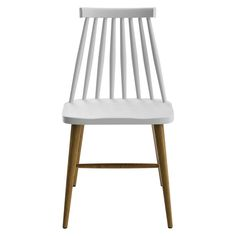 Peterson Dining Chair - White (Set Of 2) - Aeon  sc 1 st  Pinterest & FANBYN Bar stool with backrest IKEA You sit comfortably thanks to ...