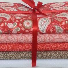 """Kit de tecidos """"Encantamento Rosé"""""""