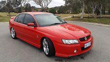 Holden Commodore SV6 (2005) 4D Sedan 5 SP Auto Active Sel (3.6L - Multi Point...
