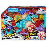 Jurassic World Hero Mashers Ultimate Tyrannosaurus Rex Figure