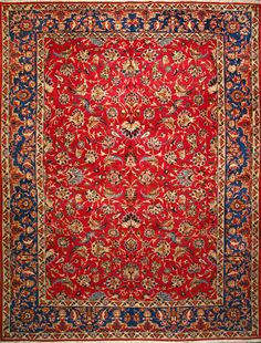 Isfahan my favorite colors in a persian carpet... Feels like home to me.