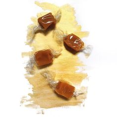 Have you heard about the Caramel Gold Club? Each month you get our classic sea salt caramel and our flavor of the month | Le Bon Garcon