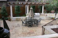 Stamped Patios - PC By Rey