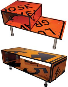 street bend recycled metal Erik.... Would know exactly what I am wanting to do with this I WOULD LOVE TIHS in my living room. or maybe garage.