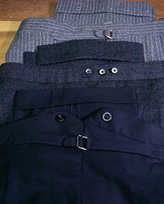 Die, Workwear! — Watching Anderson & Sheppard's Tailoring