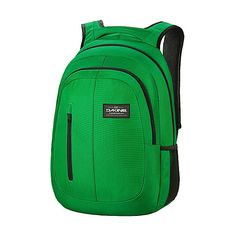 DAKINE Foundation 26L Laptop Backpack ($59) ❤ liked on Polyvore featuring bags, backpacks, green, laptop backpacks, strap backpack, backpack laptop bag, padded laptop backpack and laptop bag