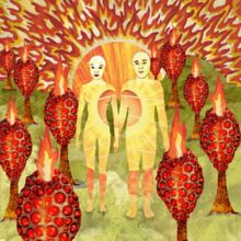 Of Montreal: The Sunlandic Twins, cover by David Barnes