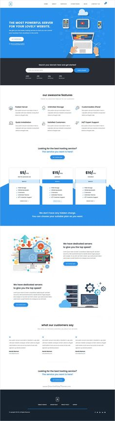 SIX is a creative and clean design 4 in 1 #Bootstrap HTML5 Template for Web Design, Web #Hosting, Digital #Marketing (SEO/SMM) Businesses and to showcase your portfolio in a modern style website download now➩ https://themeforest.net/item/six-web-design-hosting-seosmm-portfolio-html5-responsive-template/18548798?ref=Datasata