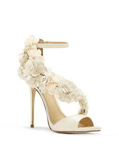 Imagine Daphne - Rosette Dress Sandal