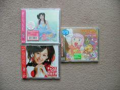 Koharu Kusumi( Kirarin Revolution) and Nozomi Tsuji solo single.